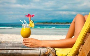 Como cuidar da pele após as férias
