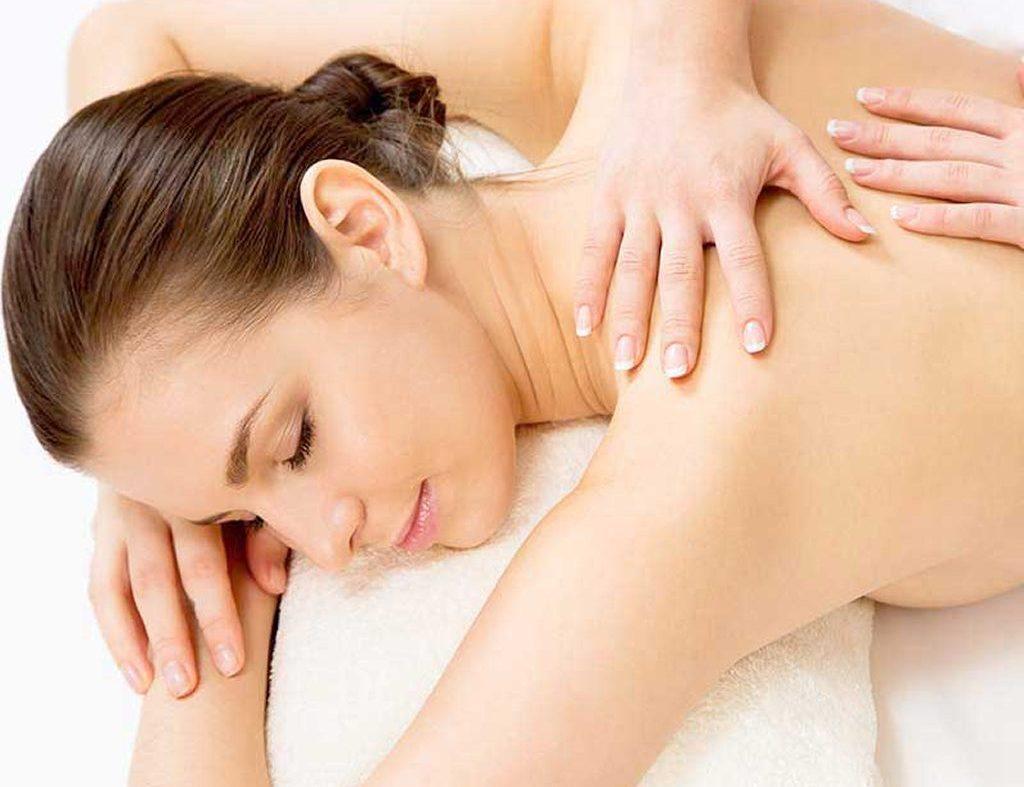 Massagem Relaxante Corpo Todo (1 sessão)