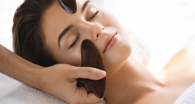 Massagem Facial Ativada Com Pantalla + Ácido Hialurônico + Iontoforeses Com Nano Ácidos (12 sessões)