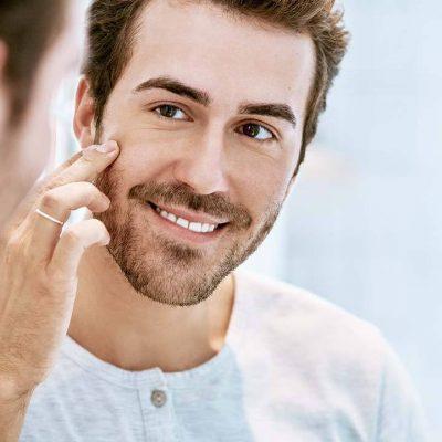 Os 5 melhores tratamentos faciais para homens
